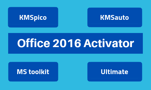 office 2016 activator download